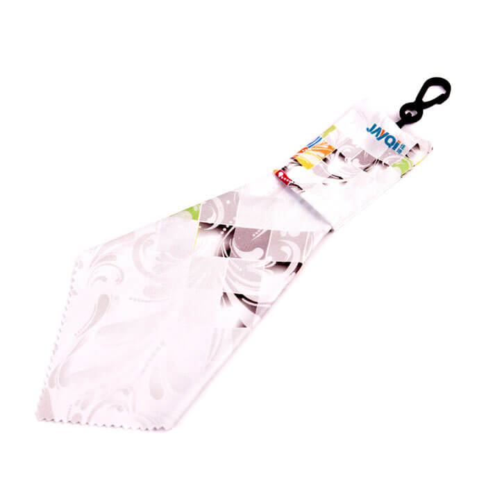 Low Price Cute Microfiber Cloth And Pouch