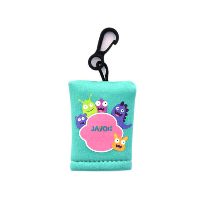 Easy To Carry Small Size Pouch With Microfiber Cloth